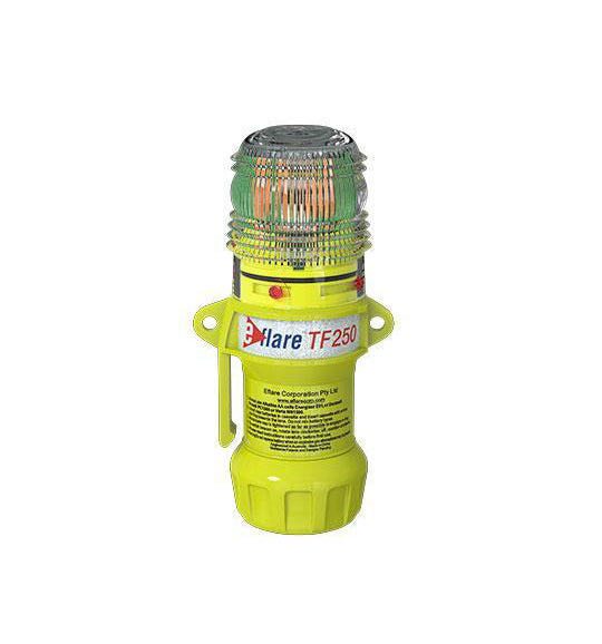 Eflare TF250 - Safety light/torch