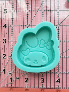 My Melody shaker mold