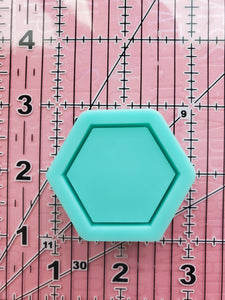 Hexagon grippy shaker mold