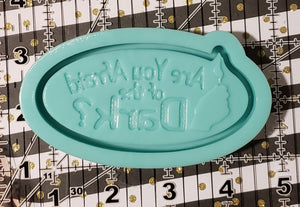 PREORDER Are you afraid of the dark? SHAKER MOLD