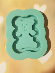 Gummy Bear Silicone Shaker Mold