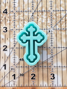 Cross Grippy Shaker Mold