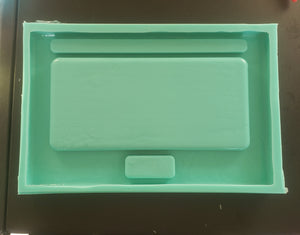 "Rolling Tray Silicone Molds 11""x7"""