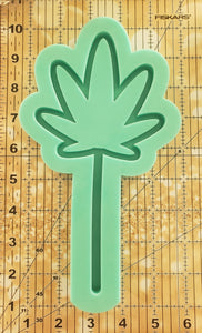 Large Weed Leaf Wand SALE ITEM