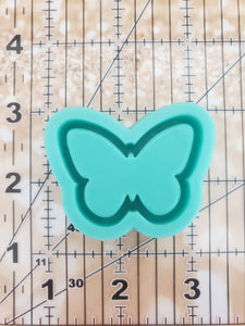 Butterfly Grippy Shaker Mold
