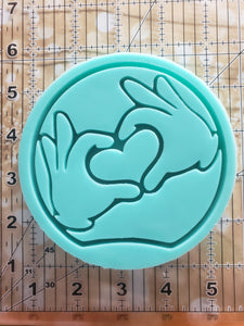 Mickey Ear Silicone Mold SALE ITEM