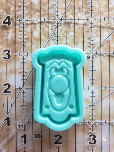 Alice Doorknob Grippy Shaker Mold