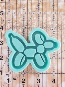 Balloon Dog Shaker Mold