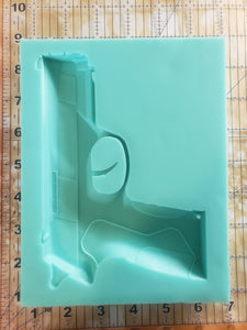 1 SIDED GUN MOLD