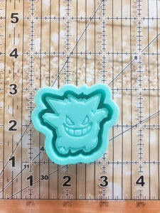Pokemon Grippy Shaker Mold