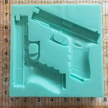 Load image into Gallery viewer, Silicone Gun Mold