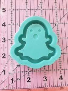 Ghost Shaker Mold