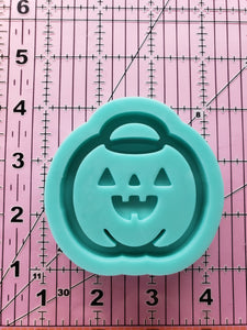 Trick or Treat Bucket Shaker Mold