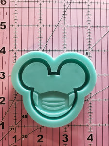 Mickey Mask Shaker Mold SALE