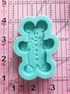 Mickey Gingerbread Non-shaker Mold