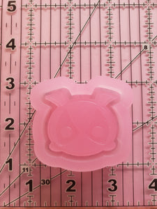 Deadpool Tsum Tsum Shaker Mold