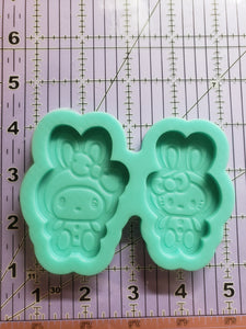 Hk & My Melody Easter Non-shaker Mold