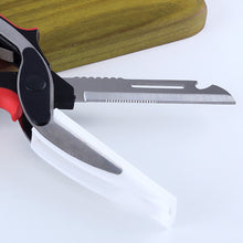 CHOPPING BOARD CLEAVER