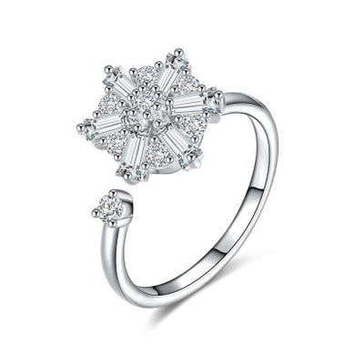 Exquisite Open Ring