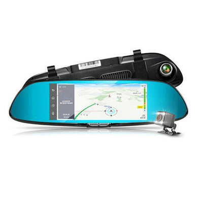 Rearview Mirror Video Recorder-Vehicles & Parts-Romancci.com