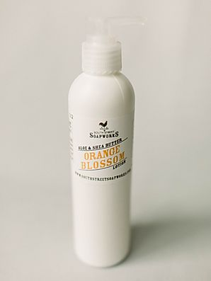 Orange Blossom Lotion