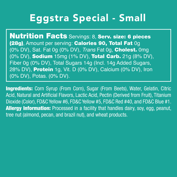 Eggestra Special- Spring Edition