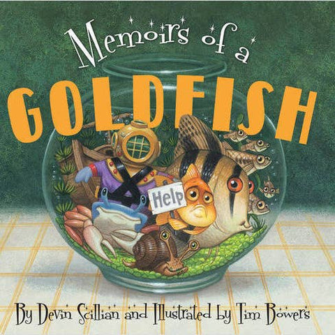 Memoirs of a Goldfish Children Picture Story Book