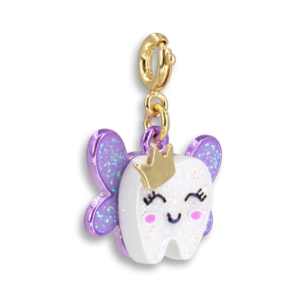 Gold Tooth Fairy Charm