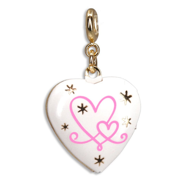 Gold Grandma's Girl Locket Charm