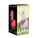 Llama Color Changing LED Night Light
