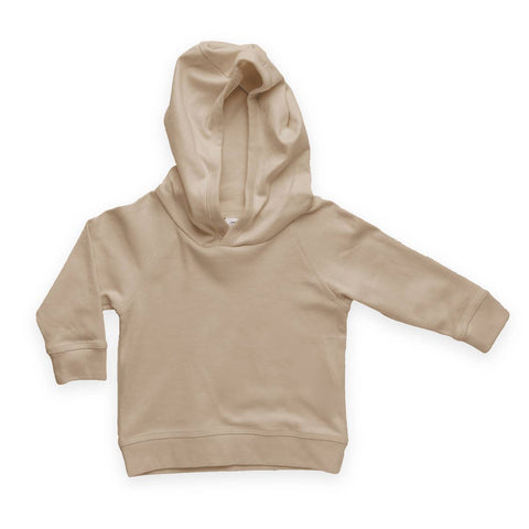 Madison Hooded Pullover - Clay