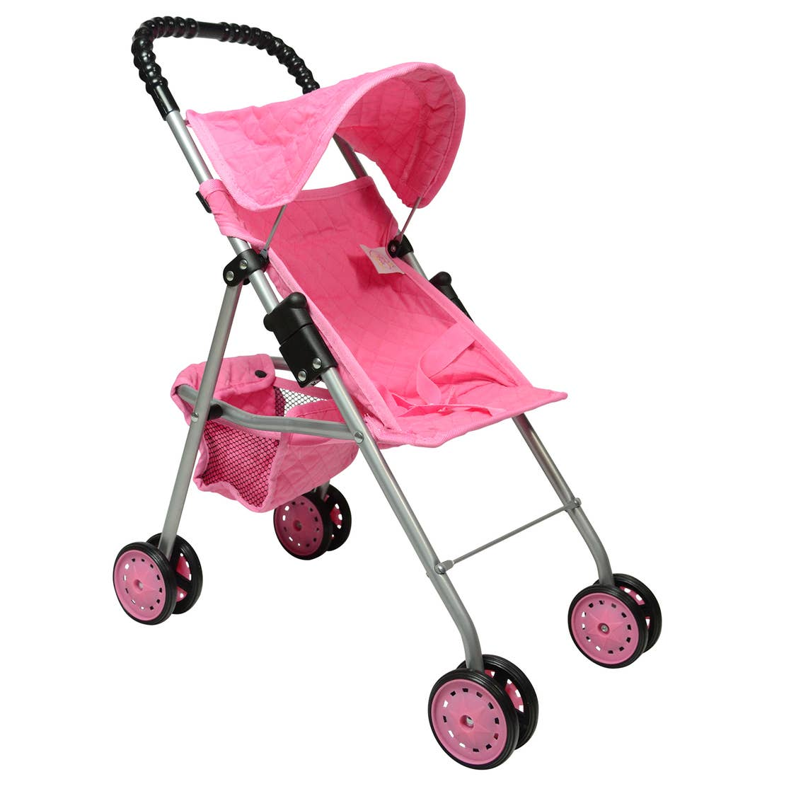 My First Doll Stroller with basket