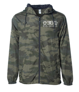 TeamEvilGSP Windbreaker Green Camo