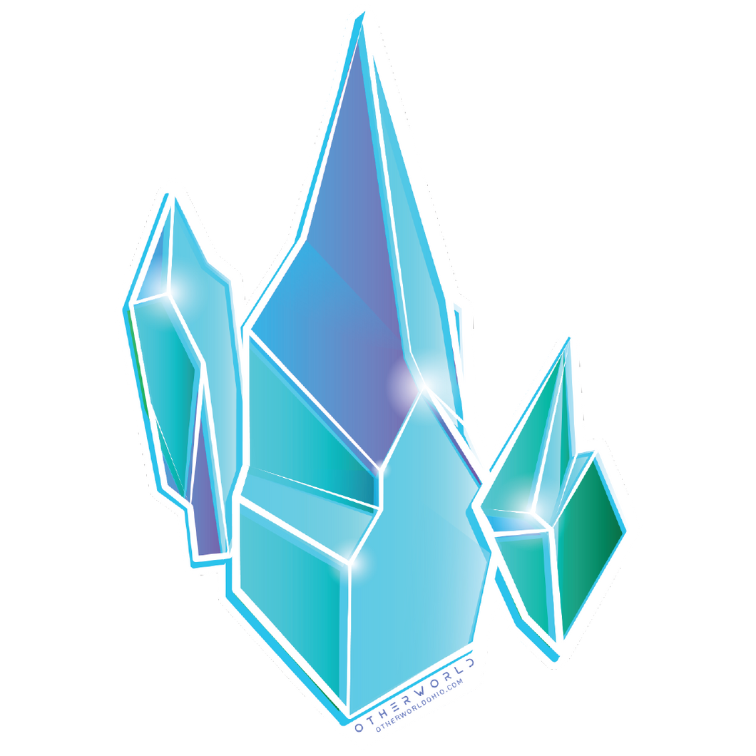 Crystals Magnet