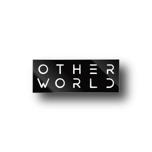 Otherworld Logo Enamel Pin