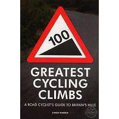 100 Greatest Cycling Climbs-Books & Maps