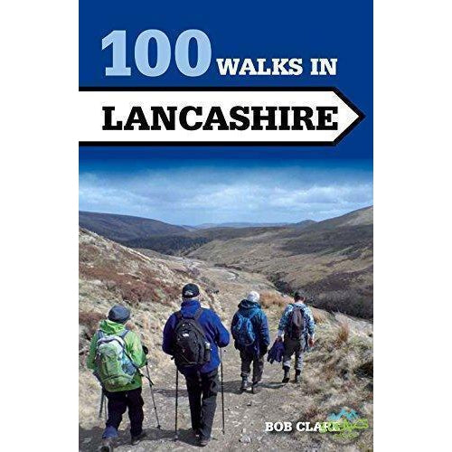 100 Walks In Lancashire-Books & Maps
