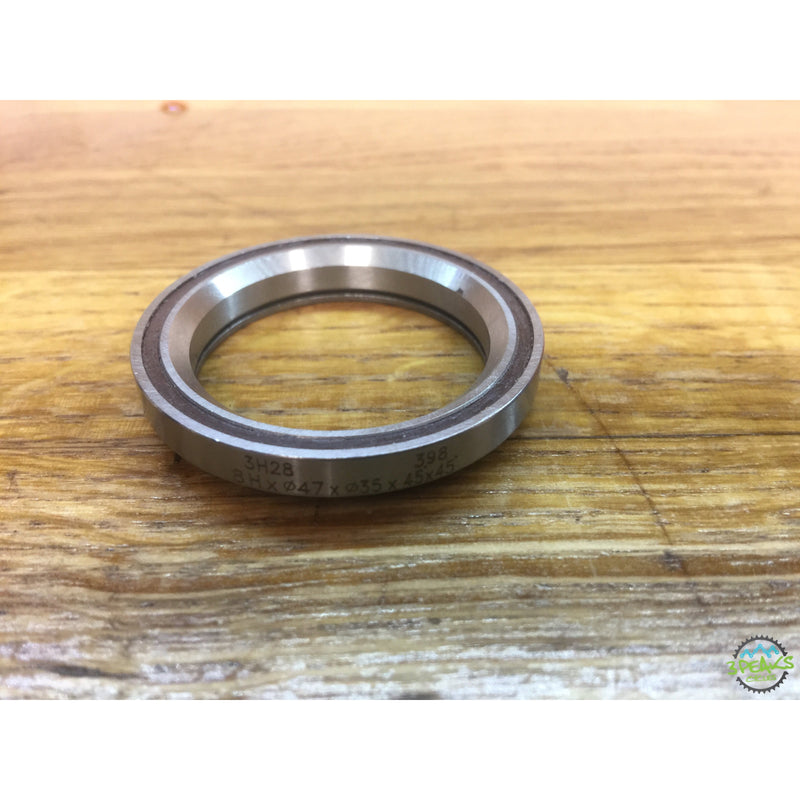 47mm Headset Bearing 3H28 - 35mm Internal - 45/45-Bearings