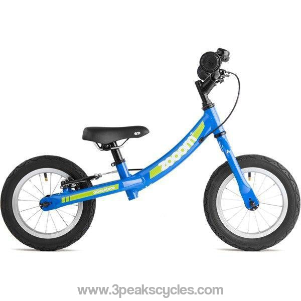 "Adventure Zoom 12"" Balance Bike-Kids Bikes"