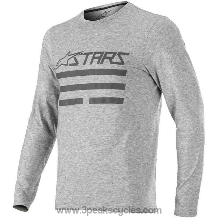 Alpinestars Merino Long Sleeve Jersey-Jerseys