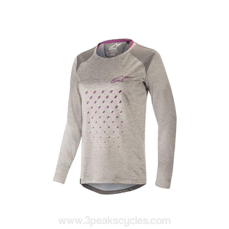 Alpinestars Stella Alps 6.0 Women's Long Sleeve Jersey-Jerseys