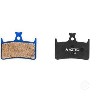 Aztec Organic Disc Brake Pads For Hope E4 Callipers-Brake Pads - Disc