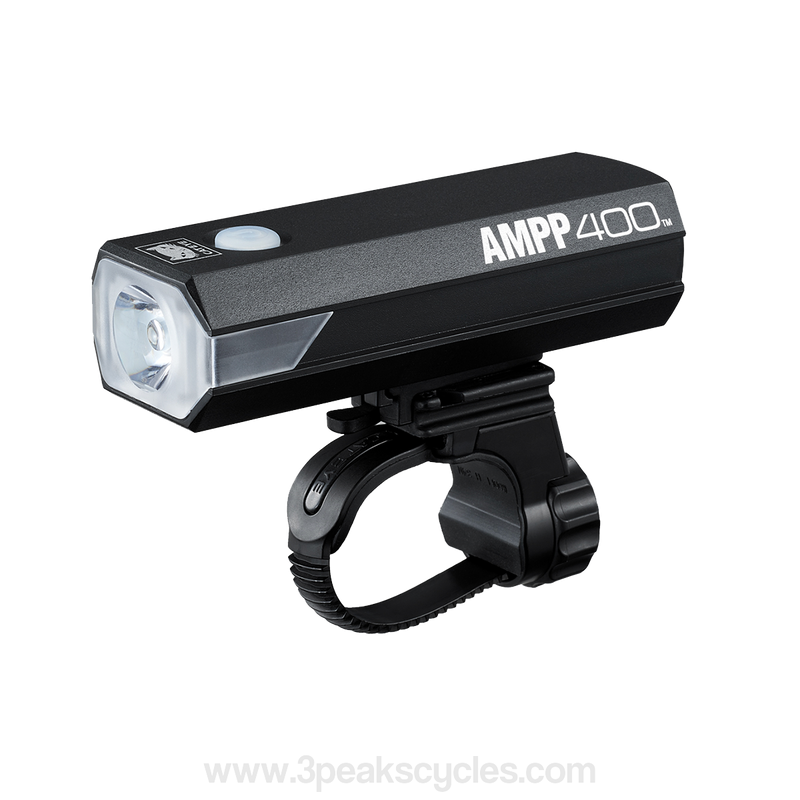 Cateye Ampp 400 Front Light-Lights