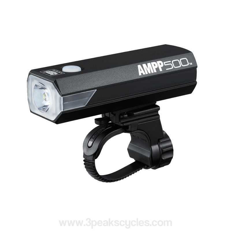Cateye Ampp 500 Front Light-Lights