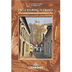 Cicerone - Cycle Touring In France-Books & Maps