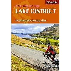 Cicerone - Cycling In The Lake District-Books & Maps