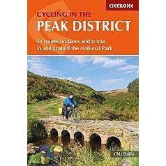 Cicerone - Cycling In The Peak District-Books & Maps