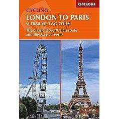 Cicerone - Cycling London To Paris-Books & Maps