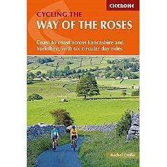 Cicerone - Cycling The Way Of The Roses-Books & Maps