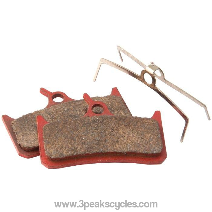 Clarks VRX801C Brake Pads - Sintered - for Shimano Deore XT M775/776, Hope Mono 4/5-Brake Pads - Disc